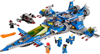 LEGO The LEGO Movie - Bennys Spaceship (70816)