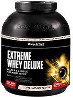 Body Attack Extreme Whey Deluxe Latte Macchiato 2300g