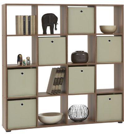 fmd m bel mega raumteiler 6 248 006 preisvergleich ab 88 11. Black Bedroom Furniture Sets. Home Design Ideas
