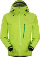 Arcteryx Alpha FL Jacket Men's Mantis Green