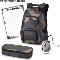 Dakine Jewel patchwork camo