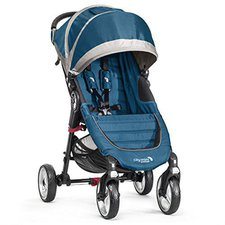 Baby Jogger City Mini 4-Wheel Teal/Grey