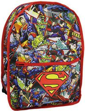 Bioworld Merchandising Superman Rucksack (BP09C0SPM)