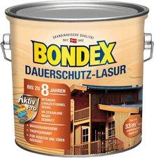 Bondex Dauerschutz-Lasur 2,5 l ebenholz 893