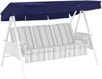 Kettler Ersatzdach für Avantgarde 3-Sitzer 207 x 146 cm dunkelblau
