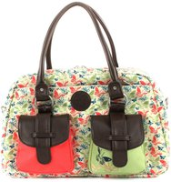 Lässig Vintage Metro Bag Butterfly Spring