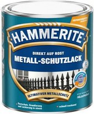 Hammerite Metallschutzlack matt schwarz 2,5 l