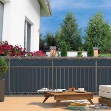 Home & Garden Balkonsichtschutz 6 x 0,9 m
