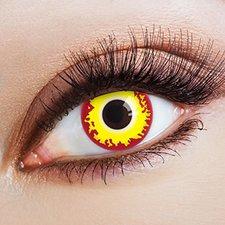 Aricona FUN-Kontaktlinse Zombie (2 Stk.)