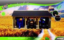 Glow2B Country Life Bauernhof - Schuppen (1:16)