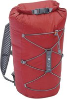 Exped Cloudburst 25 ruby red