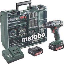Metabo BS 14,4 Li Set Mobile Werkstatt, 2 Akkus im Koffer (6.02105.610)
