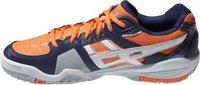 Asics Gel-Blade 4 neon orange/white/navy orange