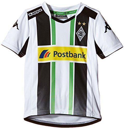 Kappa Borussia Mönchengladbach Home Trikot Junior 2014/2015