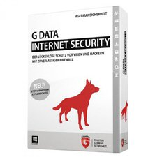 Gdata Internet Security 2015 (2 User) (1 Jahr) (DE) (Win) (ESD)
