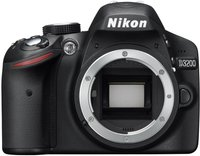 Nikon D3200 Body (schwarz)