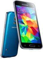 Samsung Galaxy S5 mini Electric Blue ohne Vertrag