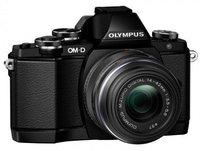 Olympus OM-D E-M10 (schwarz) Kit 14-42 mm [II R] (schwarz)