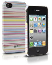 SBS Mobile Cover Rainbow (iPhone 4/4S)
