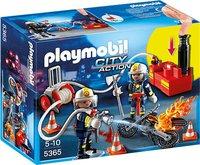 Playmobil City Action - Feuerwehrmänner mit Löschpumpe (5365)