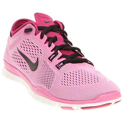 Nike Free 5.0 TR Fit 4 Wmn red violet/black/bright magenta/white