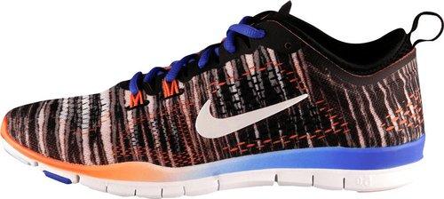 Nike Free 5.0 TR Fit 4 PRT Wmn black/white/hyper cobalt/bright mango