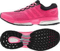 Adidas Response Boost Women neon pink/neon pink/running white
