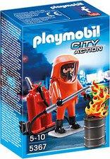 Playmobil City Action - Feuerwehr-Spezialeinsatz (5367)