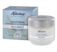 Heliotrop Balance Nachtcreme (50 ml)