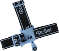 Rollei Head Strap Kit blau