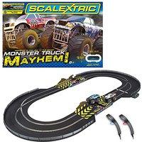 ScaleXtric Monster Truck Mayhem Set (C1302)