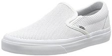 Vans Slip-On Perf Leather white