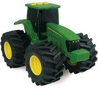 Tomy John Deere Monster Treads Licht und Sound Traktor