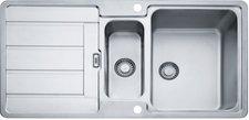 Franke Hydros HDX 654 R Edelstahlspüle