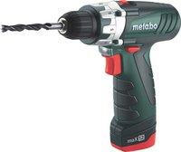 Metabo 10,8-Volt-Akku-Bohrschrauber PowerMaxx BS