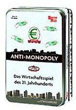 University Games Anti-Monopoly Travel