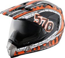 Germot GM 570 Dekor schwarz/orange