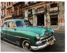 Kare Bild Cuba Car 110x140 (67500)