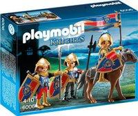 Playmobil Knights - Spähtrupp der Löwenritter (6006)