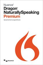 Nuance Dragon Naturally Speaking 13 Premium inkl. Headset (DE) (Win)