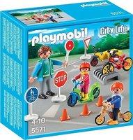 Playmobil City Life - Sicher im Straßenverkehr (5571)