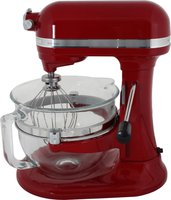 KitchenAid Artisan Küchenmaschine Empire Rot 5KSM6521X EER