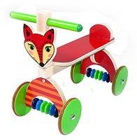 Hess Spielzeug Rutscher Fuchs