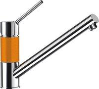 Schock SC-50 Festauslauf (Chrom/Cristalite) bright orange