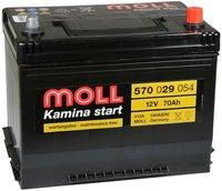 MOLL Kamina Start 12V 70Ah (570 029 054)