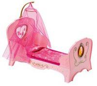 Baby Born Prinzessinnen Bett