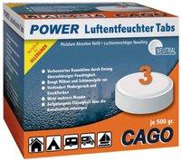 Cago Power Luftentfeuchter-Tabs 3 x 500 g
