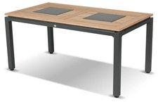 Hartman Concept 180 x 100 cm (Alu-Teak)