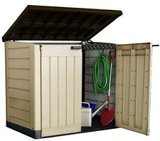Keter Store It Out Max Mülltonnenbox 2 x 240 Liter