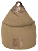 Magma Heimtex Bean Bag XL Jamie - sand